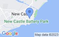Map of New Castle DE