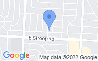 Map of Kettering OH