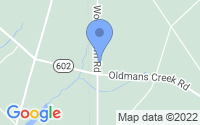 Map of Swedesboro NJ