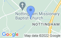 Map of West Nottingham Township PA