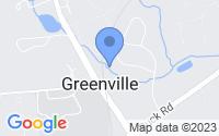 Map of Greenville DE