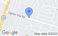 Map of Wenonah NJ