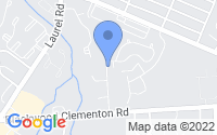 Map of Lindenwold NJ