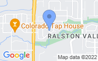 Map of Arvada CO