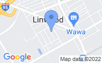 Map of Linwood PA