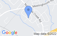 Map of Upper Chichester PA