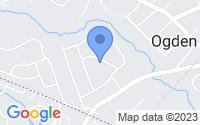 Map of Ogden PA