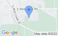 Map of Brookville OH