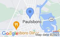 Map of Paulsboro NJ