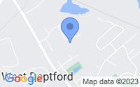 Map of West Deptford NJ