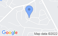 Map of Voorhees Township NJ