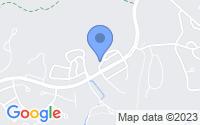 Map of Evesham NJ