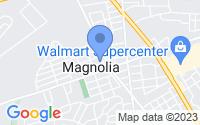 Map of Magnolia NJ