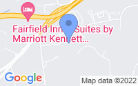 Map of Kennett Square PA