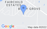 Map of Groveport OH