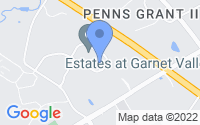 Map of Glen Mills PA