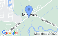 Map of Medway OH
