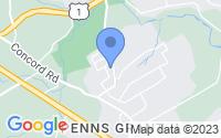 Map of Glen Mills PA