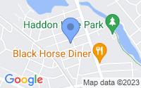 Map of Mount Ephraim NJ