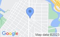 Map of Gloucester City NJ