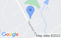 Map of Thornton PA