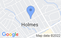 Map of Holmes PA