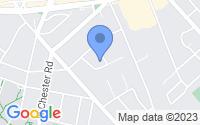 Map of Swarthmore PA