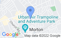 Map of Morton PA