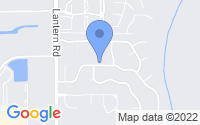 Map of Fishers IN