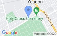 Map of Yeadon PA