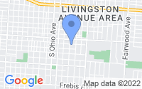 Map of Columbus OH