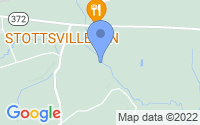 Map of Coatesville PA