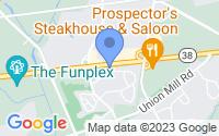 Map of Mount Laurel Township NJ