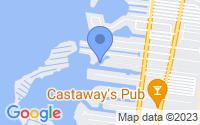 Map of Lavallette NJ