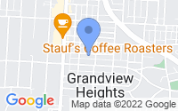 Map of GRANDVIEW OH
