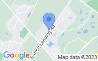 Map of Moorestown NJ