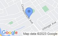 Map of Cinnaminson NJ