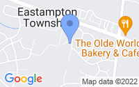 Map of Mount Holly NJ