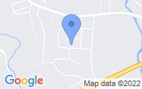 Map of Valley Township PA