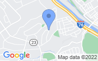 Map of Narberth PA