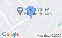 Map of Penn Valley PA