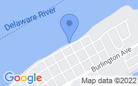 Map of Delanco NJ