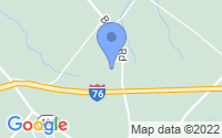 Map of Malvern PA