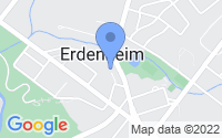 Map of Erdenheim PA