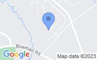 Map of Jackson Township NJ