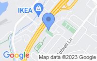 Map of Conshohocken PA