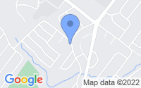 Map of Abington Township PA