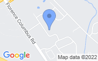 Map of Florence NJ