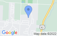 Map of New Albany OH