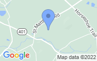 Map of Chester Springs PA